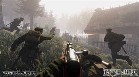 News: Tannenberg offers realistic take on WWI combat