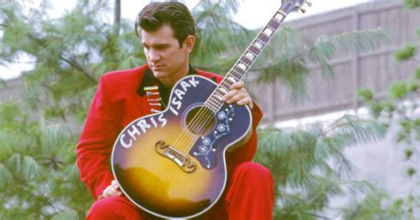 Interview: Chris Isaak - Rolling Stone