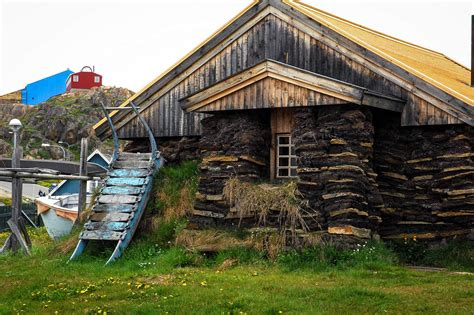 Dwellings of the Inuit Culture - [Visit Greenland!]