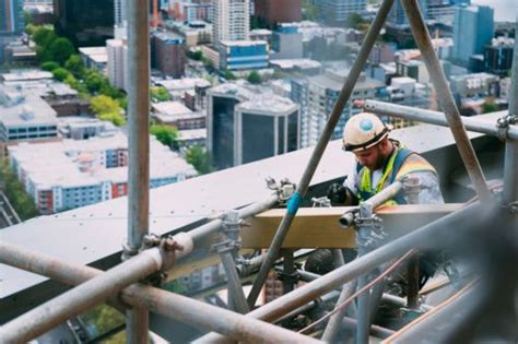 Working at height – how to prevent a fall | Roofing