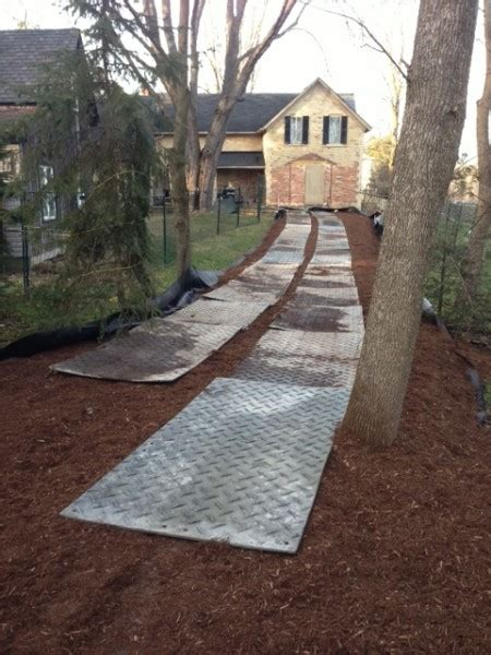 Tree Root Protection | Ground Guards | Ground Protection