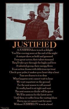 Justified Tv Show Quotes