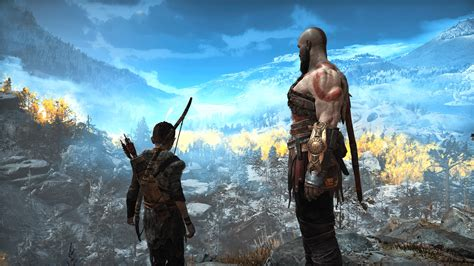 God of War PS4 Review - A Character Driven Evolution For
