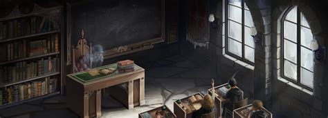 Hogwarts Ghosts - Pottermore