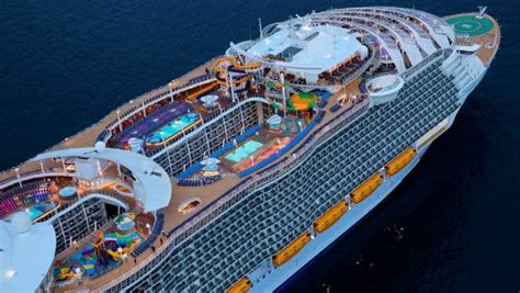 Inside Symphony of the Seas: The world's biggest cruise