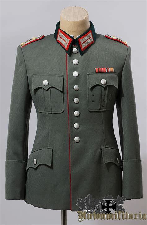 High Quality WW2 German Officer M27/29 Tunic reproduction