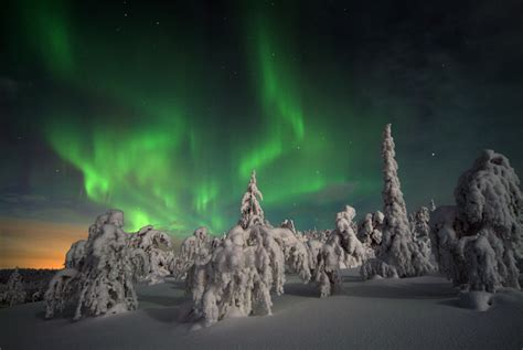 The Northern Lights – sparked by the Fox? — VisitFinland
