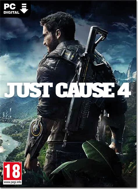 Just Cause 4 [PC Games-Digital] • World of Games