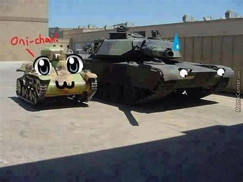 Tanks Onii-Chan! | Onii-chan | Know Your Meme