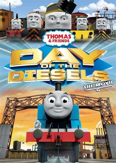 Day of the Diesels | Thomas the Tank Engine Wikia | FANDOM