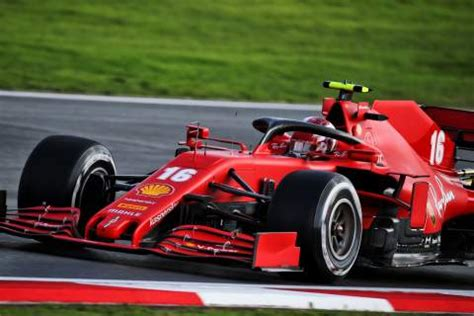 Leclerc aiming to maximise Ferrari F1 pace after