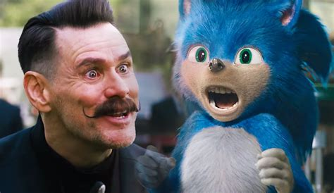Sonic the Hedgehog Movie's First Trailer Might Make You