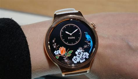 Huawei Watch Jewel & Elegant now available in the United