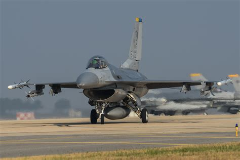 Kunsan Air Base: The Den of the Wolf Pack