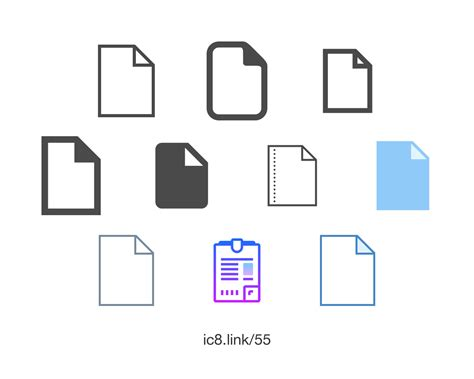 File Icon - Free Download at Icons8