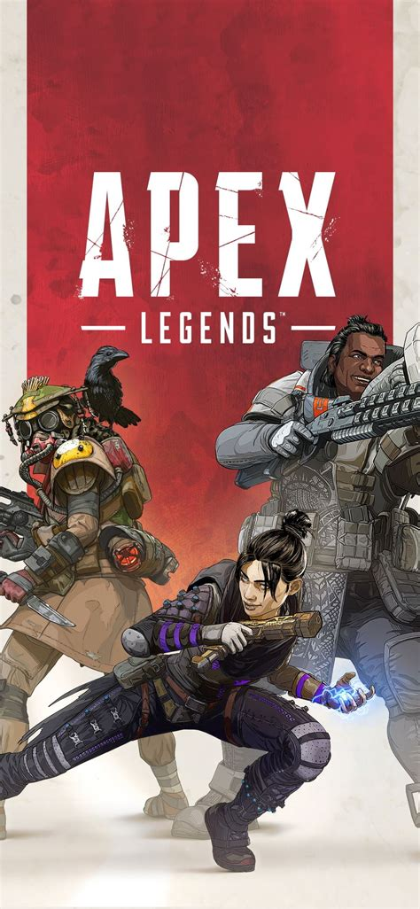 Apex Legends Wraith Mobile Wallpapers - Wallpaper Cave