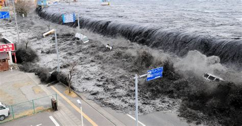 What is a tsunami, how are they caused and what does it