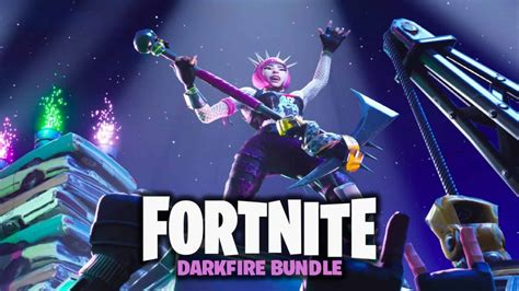 Fortnite: Darkfire Bundle Out Now For PS4 - PlayStation