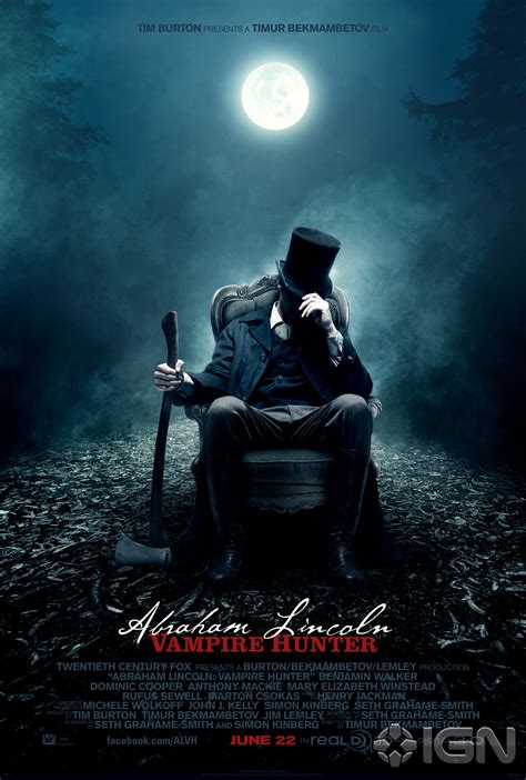 Posters For 'The Hunger Games,' 'Abraham Lincoln: Vampire