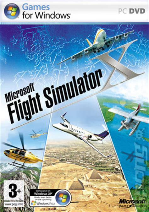 Microsoft Flight Simulator 2015 System Requirements   Can