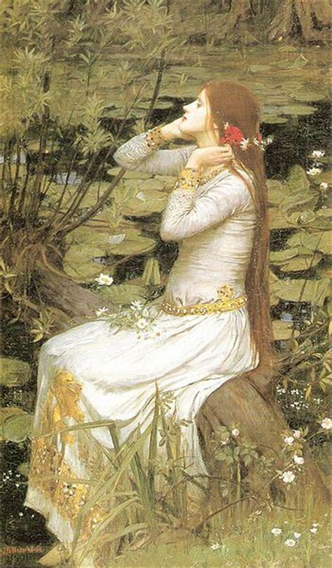 Meaning, origin and history of the name Ophelia - Behind