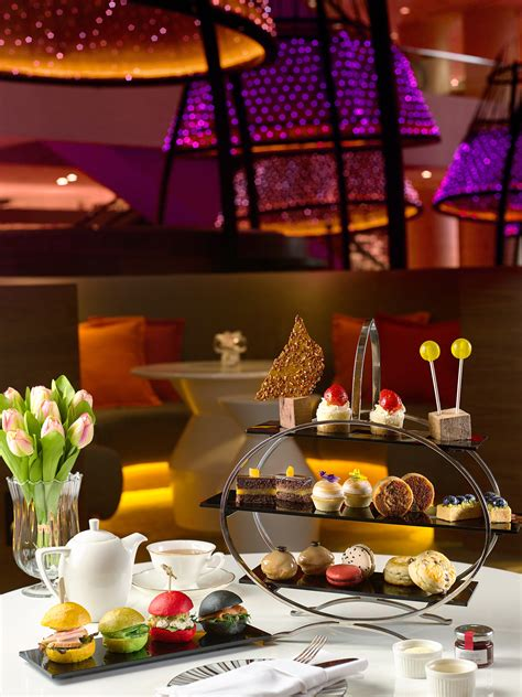 Classic Afternoon Tea Delights At The Atrium
