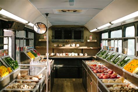This Grocery Store On Wheels Is Bringing Fresh And Healthy