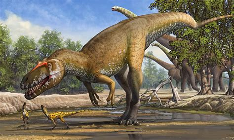 Five-tonne dinosaur species discovered | Science | The