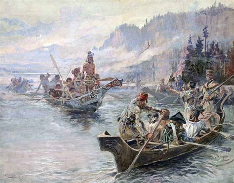This Day In History: Lewis and Clark Reach A White