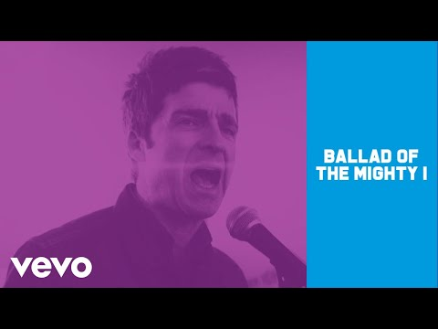 Noel Gallagher on His New Album, 'Who Built the Moon?'