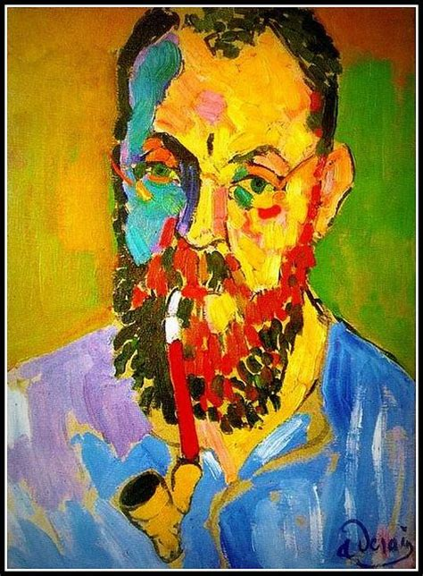 Name of Artist: André Derain Name/ Date of work:Title