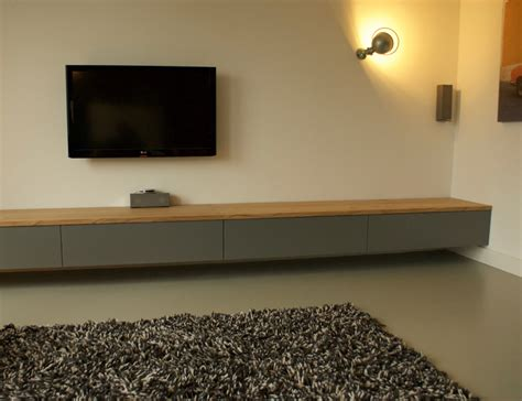 Zweef Tv Meubel - Meuble Gallery collection