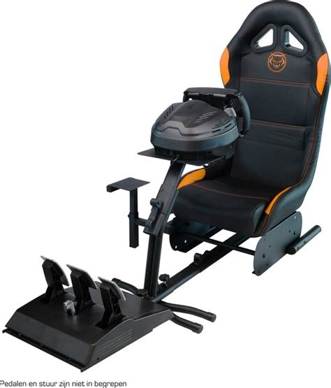 Qware Gaming Race seat   QW RS-500OR - Informatique