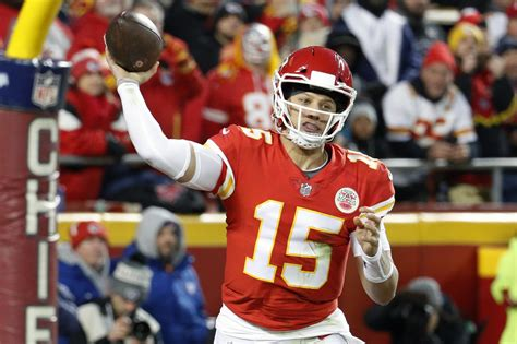 Chiefs' Mahomes ready for postseason debut - Sports - The