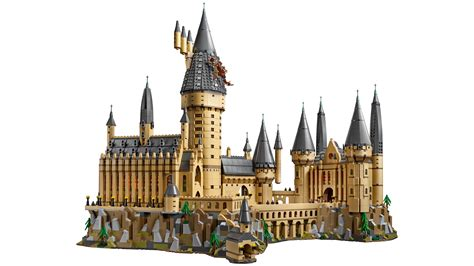 A 6,000 piece Lego Hogwarts Castle is 'the' gift for a