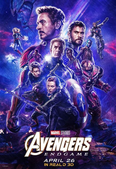 Return to the main poster page for Avengers: Endgame (#44