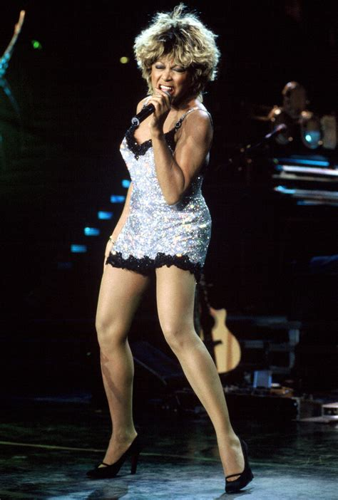 10 Times Tina Turner's Legs Were 'Simply The Best