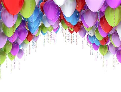 Colorful Balloons HD Wallpaper | Background Image