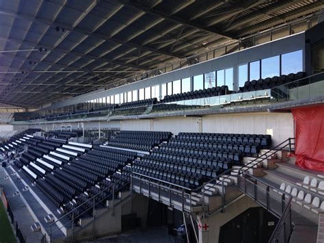 Stadion Heracles Almelo, Projecten - Palazzo b