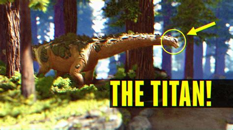 Titanosaurus - How to Tame/Everything you need to know