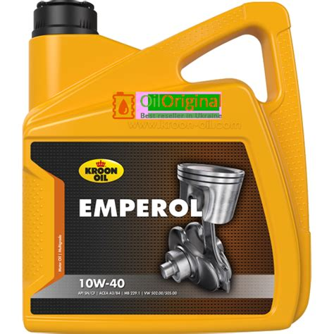 Моторное масло Kroon-Oil Emperol 10w40
