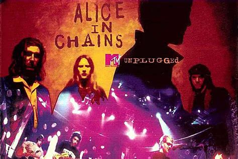 20 Years Ago: Alice in Chains Go Acoustic for 'Unplugged'