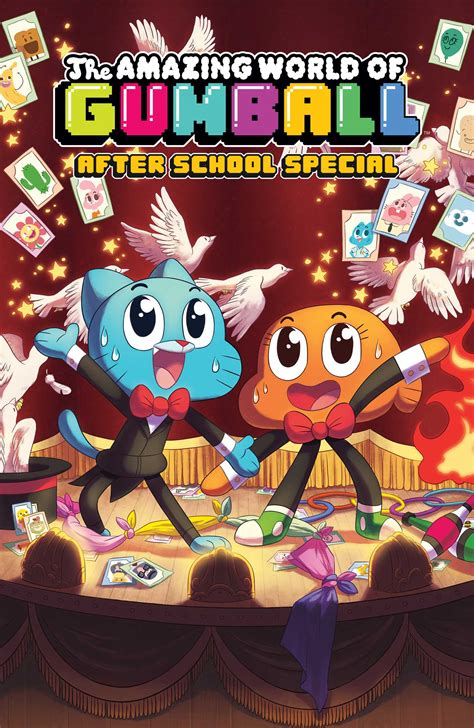 The Amazing World of Gumball: After School Special Vol