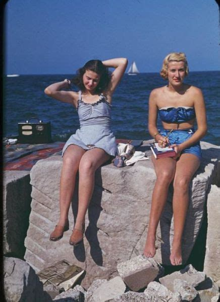 Americans from the 50s-70s ~ vintage everyday