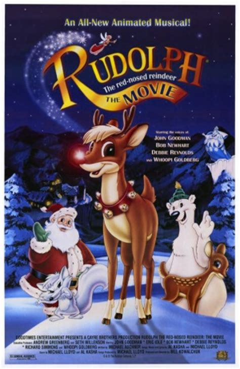 Rudolph the Red-Nosed Reindeer: The Movie (1998