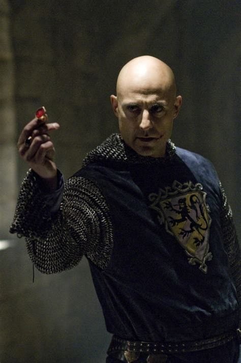 Mark Strong: Villain For Hire - People's Critic: Film Reviews