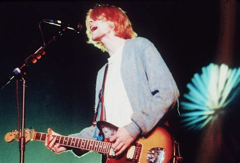 On What Would Have Been His 50th Birthday, How Kurt Cobain