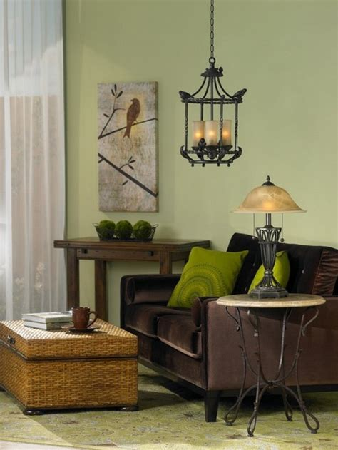22 Pale Green Living Rooms - MessageNote