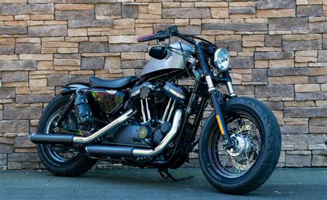 2015 Harley-Davidson XL 1200 X Sportster Forty Eight ABS