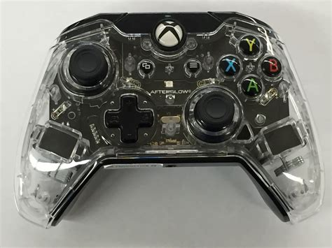 Afterglow Prismatic Wired Controller for Xbox One Teardown